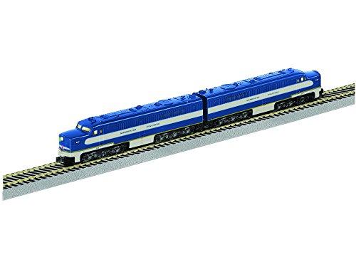 Lionel American Flyer Missouri Pacific Legacy Alco Pa Diesel a-a Set (2 Piece) Aa Diesel Locomotive