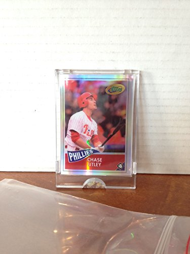 Topps Etopps Chase Utley Philadelphia Phillies 2006 In Hand MLB Baseball Trading Card xxx/799