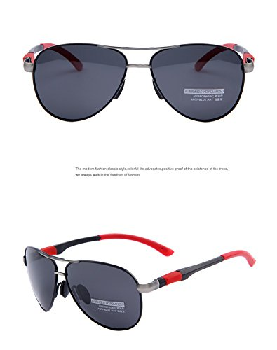 New Men Brand Sunglasses HD Polarized Glasses Men Sunglasses High - Blue Cartier Sunglasses