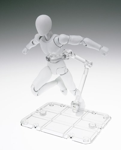 Bandai Tamashii Stage Act.4 for Humanoid Clear