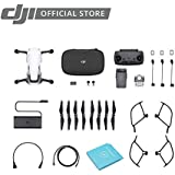 DJI Mavic Air Fly More Combo with DJI Care Refresh Portable Quadcopter Drone (Arctic White)