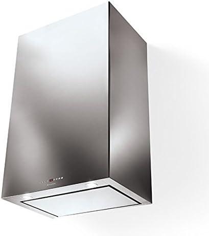 Faber Cubia Plus - Campana extractora de pared (acero inoxidable, 45 cm): Amazon.es: Grandes electrodomésticos