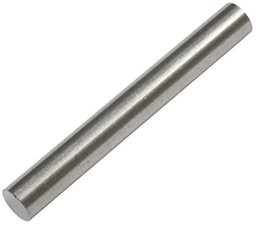 Cylindrical Magnets - MAG-MATE A5RC025X200 Alnico Bar Shaped Magnet Material, 0.250 x 2