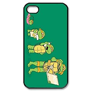 Classic Teenage Mutant Ninja Turtle Series Customized Special DIY Hard Best Case Cover for iPhone 4 4s by mcsharks