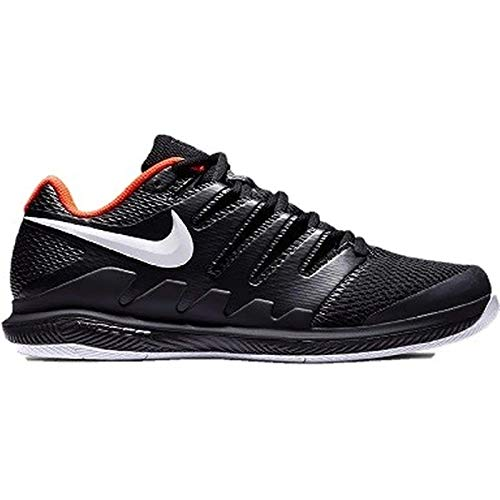 762fac3bde2b Nike Air Zoom Vapor X Men's Tennis Shoes Size 8 Black/Crimson