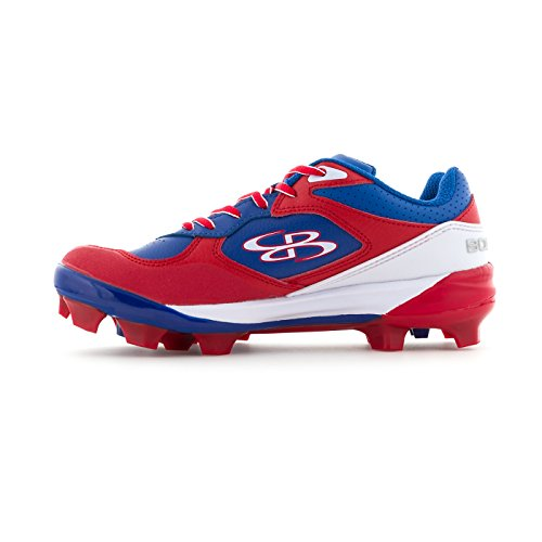 Womens Multiple Molded Options Endura Red Sizes Cleats Boombah Color 18 Royal dB0Awdqx