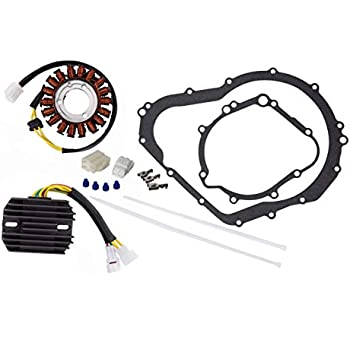 Stator Voltage Regulator Gasket Kit For Suzuki GSXR 600 750 2006-2009