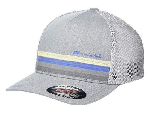 TravisMathew Dolla Hat Heather Grey LG/XL