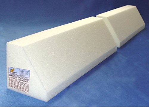 Magic Bumpers Child Bed Safety Guard Rail 48 Inch - Travel Size: Two-Part Design