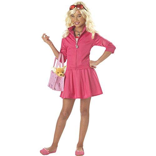 Girls Legally Blonde Halloween Costume (Size: X-Large (Legally Blonde Halloween Costumes)
