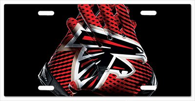 Atlanta Falcons- The Run v19 Vanity License Plate ()