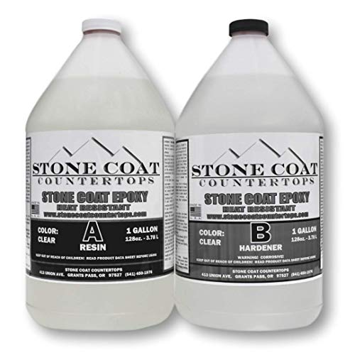 (Stone Coat Countertops Epoxy (2 Gallon) Kit)
