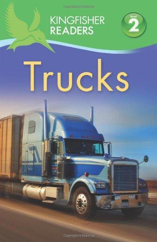 Kingfisher Readers L2: Trucks pdf
