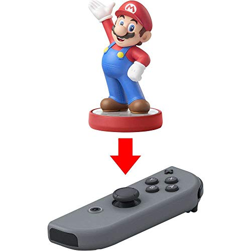 Nintendo Switch 32 GB Console w/Neon Blue & Red Joy-Con (HACSKABAA) w/Super  Mario Party + Kart 8 Deluxe + Minecraft + Steering Wheel Switch + 2-Pack