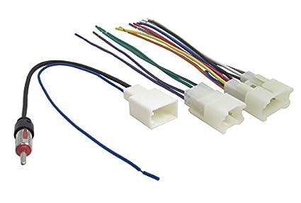 Fine Amazon Com Mobilistics Car Stereo Wiring Combo Harness Antenna Wiring Digital Resources Dimetprontobusorg