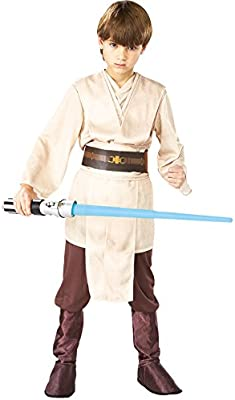 Rubies Lucas – st-630604 m Luxe Jedi – Disfraz Talla M: Amazon.es ...