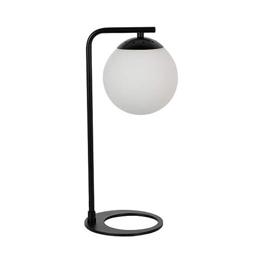 Amazon.com: RARLONLY Lámpara de mesa de estilo moderno para ...