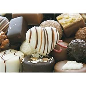 LUPU 1075  - Puzzle aroma de chocolate (1000 piezas)