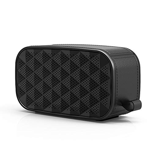 (Portable Bluetooth Speakers-Anguo Wireless Waterproof Bluetooth Speakers Music Player for Camping, Beach, Sports)