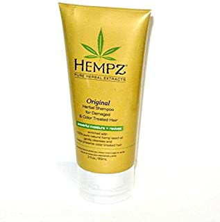 product image for Hempz Original Herbal Conditioner for Damaged & Color Treated Hair, 3 fl oz / 89 ml, Travel Size