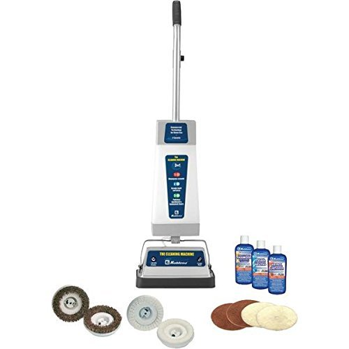 Koblenz P-2500 B Shampooer/Polisher Cleaning Machine With T-Bar (Floor Shampoo Polisher)