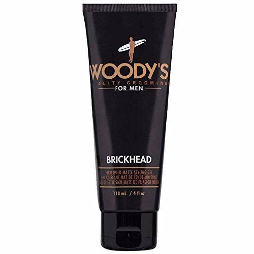 Woodys Brickhead Matte Styling Gel