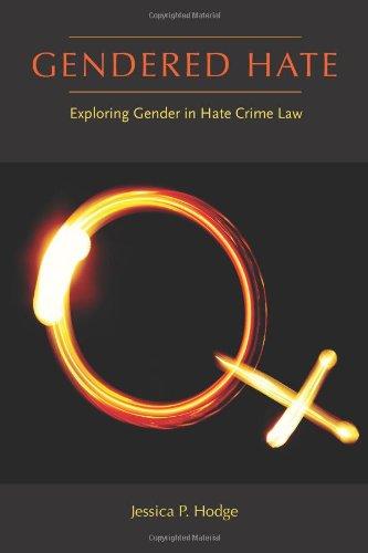 Download Gendered Hate: Exploring Gender in Hate Crime Law (Ne Gender, Crime & Law) ebook