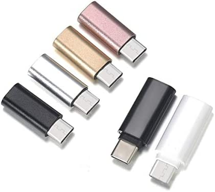 Tivollyff Huawei P20 P20 Pro Xiaomi用タイプC USB-C-3.5mmオーディオジャックアダプターヘッドフォンAUXコネクター