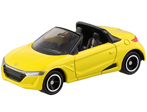 Honda S660 初回特別仕様(イエロー) 「トミカ No.98」