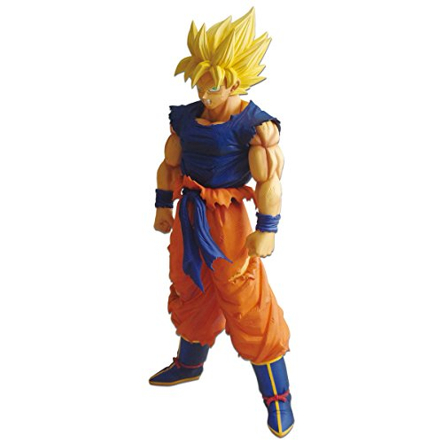 35643 DBS Masterlise Emoving Legend Battle Figure - Super Saiyan Son Goku (Dragon Ball Z Legend Of Goku 2)