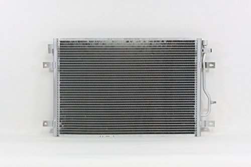 - A/C Condenser - Pacific Best Inc For/Fit 3571 05-08 Audi A4/S4 04-09 A4/S4 Cabriolet 2.0/3.2L w/o Dryer