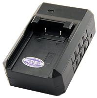 STK's Olympus LI-10B LI-12B Battery Charger - for Olympus Stylus 600, Stylus 300, Stylus 800, Stylus 1000, Stylus 410, Stylus 500, Stylus 400, IR-500, FE 200, Camedia C-50 Zoom, Camedia C-60 Zoom, Camedia C-765 Ultra Zoom, Camedia C-5000 Zoom, Camedia C-7