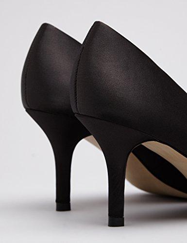Vinden Dames Pumps Black (zwart)