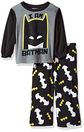 DC Comics Boys' Batman 2-Piece Fleece Pajama Set at Gotham City Store
