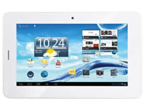 Trevi TAB V8 4GB 3G White - Tablet (IEEE 802.11n, Android, Pizarra, Android, Color blanco, Litio)
