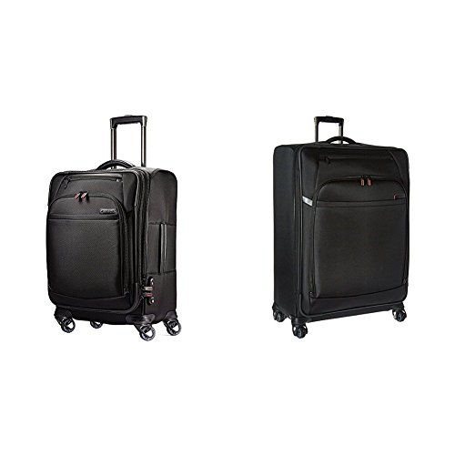 Samsonite Pro 4 Dlx Two-Piece Expandable Spinner Set (21