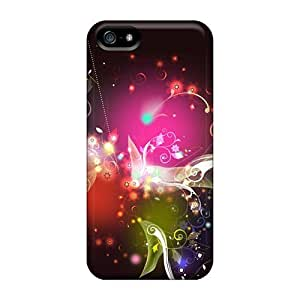 Iphone High Quality Tpu Case/ Abstract EprXqiL4898tTVcW Case Cover For Iphone 5/5s