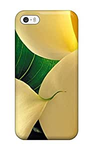 Defender Case With Nice Appearance (flower) For Iphone 5/5s