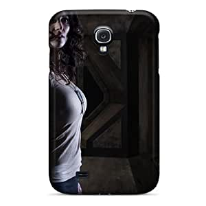 High Quality JohnRDanie Julia Benson In Stargate Universe Skin Case Cover Specially Designed For Galaxy - S4