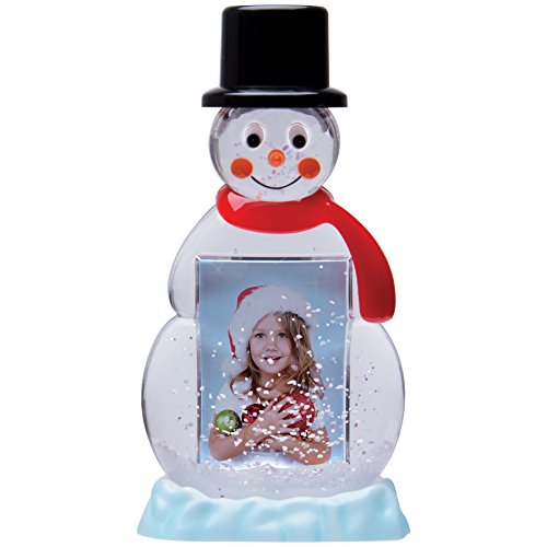 Snowman Photo Snow Globe Picture Of Snow