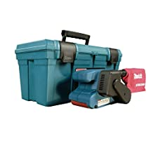 Makita 9911KX1 3-Inch X 18-Inch Variable Speed Belt Sander Kit