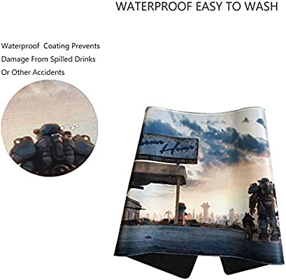 Office /& Home Bimormat XL Mouse Pad Extended Gaming Mouse Pad Long Non-Slip Rubber Mouse Mat for Gamer 90x40 fal021