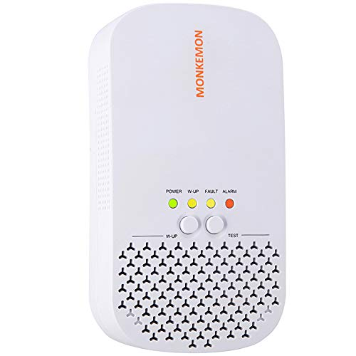 - Propane and Natural Gas Detector, High Sensitivity Home Gas Alarm, Plug-in Gas Leak Detector, Easy to Set Up and Use