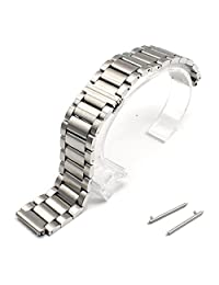 Huawei Watch Band, Rerii Stainless Steel, Quick Release, 18mm Watch Band, Strap for Huawei Watch