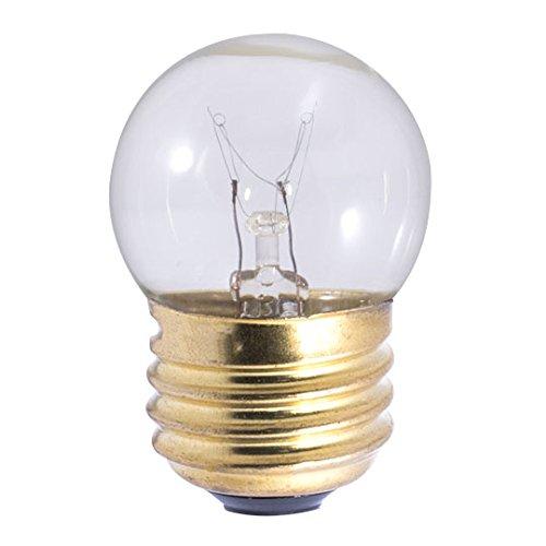 ( Pack of 200 ) s11 7.5 Wクリアe26 130 Vライト電球 B077NN767N