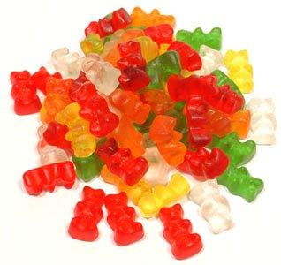 Haribo SUGAR FREE Classic Gummi Bears, 1 Lb