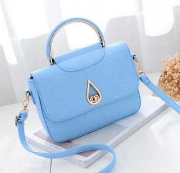 Hombro Bolsos De El Bolsa Azul Chica Bolso Estereotipos KLXEB La cielo Otoño En Pack Rosa Femeninos Paquete Una Solo wFZFHg7q