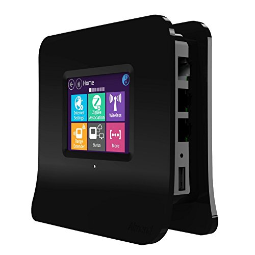 Securifi Almond 2015: (3 Minute Setup) Long Range Touchscreen Wireless WiFi Router/Range...