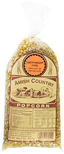 amish popcorn hulless - 9
