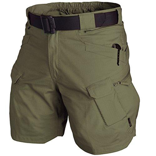 "Helikon Herren Urban Tactical Shorts 8.5"" Adaptive Green Größe XXL"